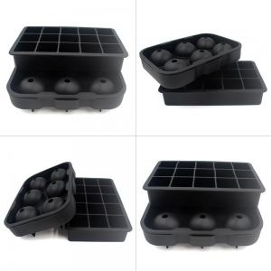 China Wholesale Silicone Ice Cube Tray Mold Supplier, Flexible Silicone Ice Ball Mold Maker Manufacturer