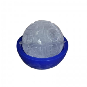 Factory Direct FDA Silicone DIY Star War Ice Ball Chocolate Ball, Death Star Ball Wholesale