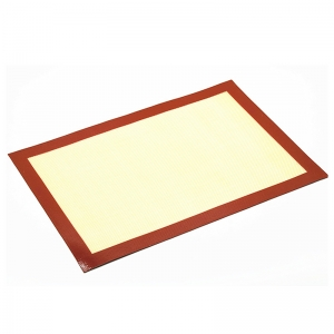Factory Direct Premium Custom Silicone Fiberglass bakery sheet,Silicone baking mat Wholesale