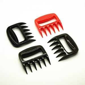Original Food Grade Bear Paws Pulled Pork Meat Shredder Claws Grill Set