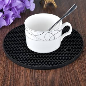Premium Silicone Trivet Mats , Heat Resistant Silicone Pot Holders, Hot Pads