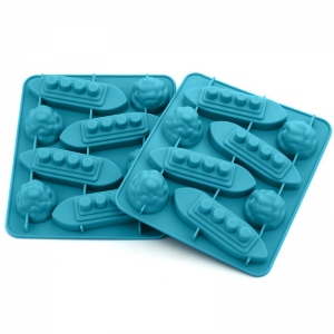 Wholesale Factory Direct High Quality Theme Party Silicone Titanic Ice Tray