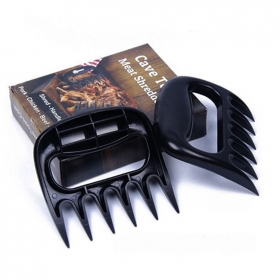 Pork Shredder Claws - BBQ meat forks - Shredding Claw - BPA Free Barbecue Paws