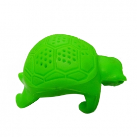 Turtle Shape Silicone Tea Infuser,Stainless Steel Loose Leaf Tea Infuser