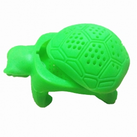 China Unique Turtle Tea Infuser,BPA Free Silicone Turtle Tea Strainer factory