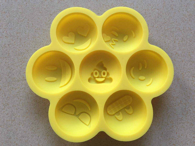 Silicone Emoji Mold Emoji Cake Mold Emoji Mold Emoji