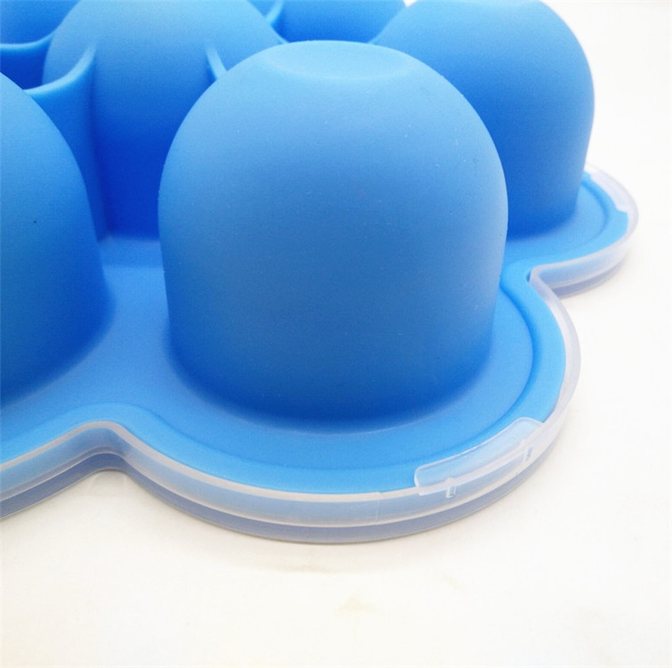 China Factory Baby Food Storage Silicone Baby Food Tray