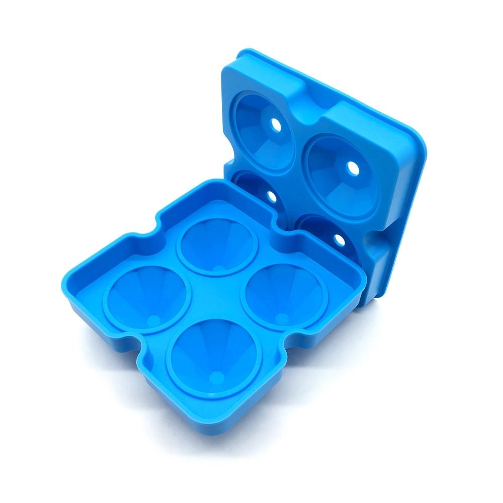 China supplier diamond ice mold,silicone diamond ice mold factory,diamond ice ball mold