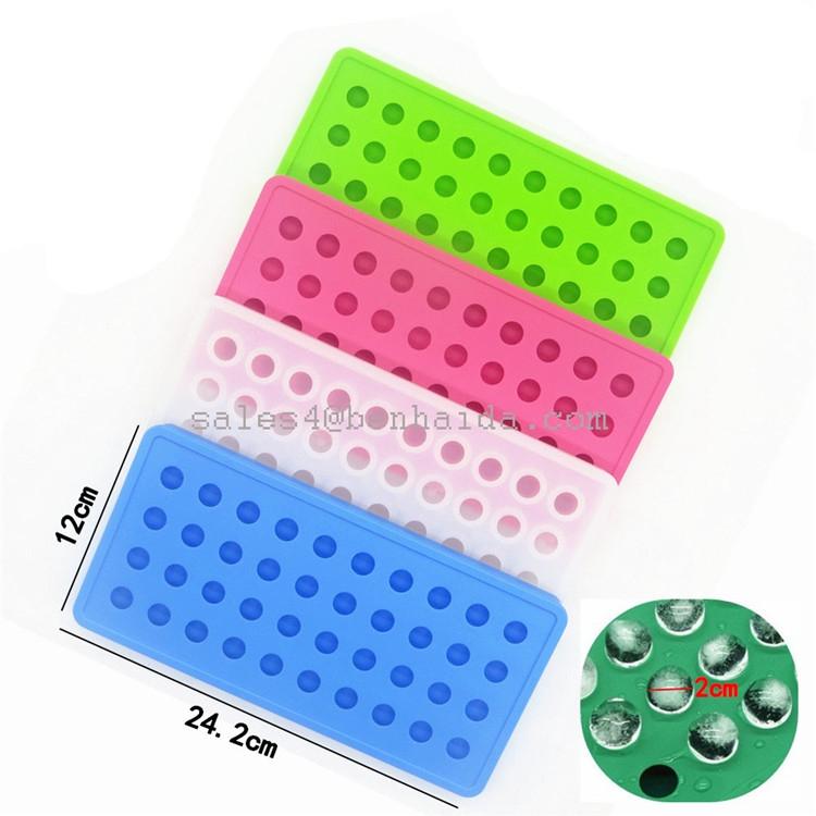Mini Silicone 40 Cavities Ice Ball Manufacturer Ice