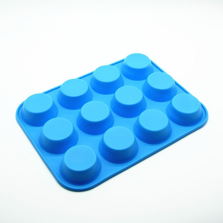 Silicone Muffin Pan Supplier Silicone Baking Mold Factory
