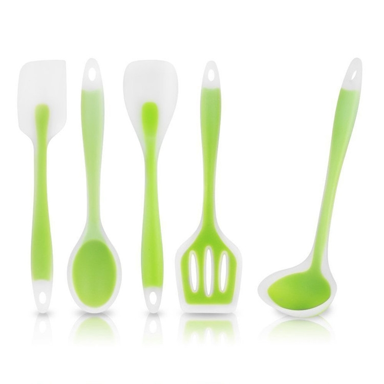 China Manufacturer Kitchen Utensil Set Silicone Utensil