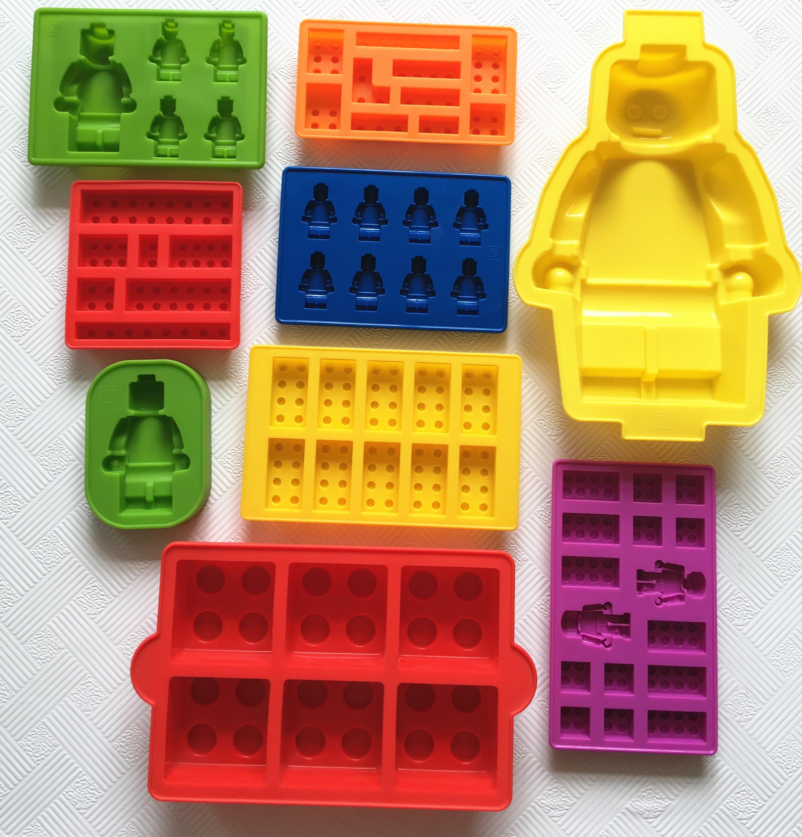 China Lego Molds Supplier Lego Mold Manufacturer