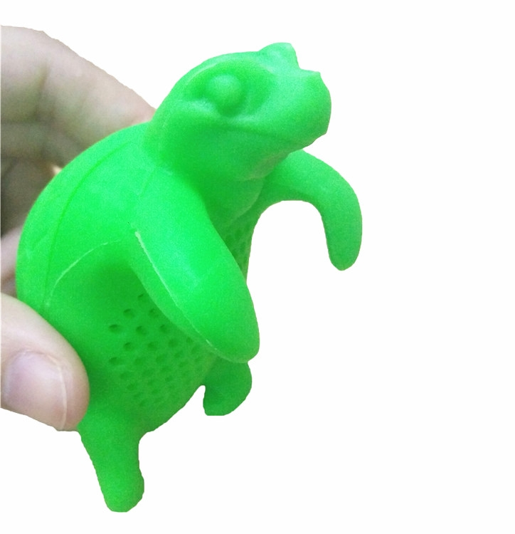 Turtle Tea Infuser Wholesale Silicone Tea Infusers