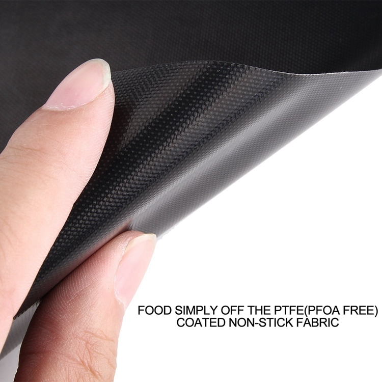 Wholesale PFOA Free BBQ Grill Baking Mat, Heat Resistant Non-stick